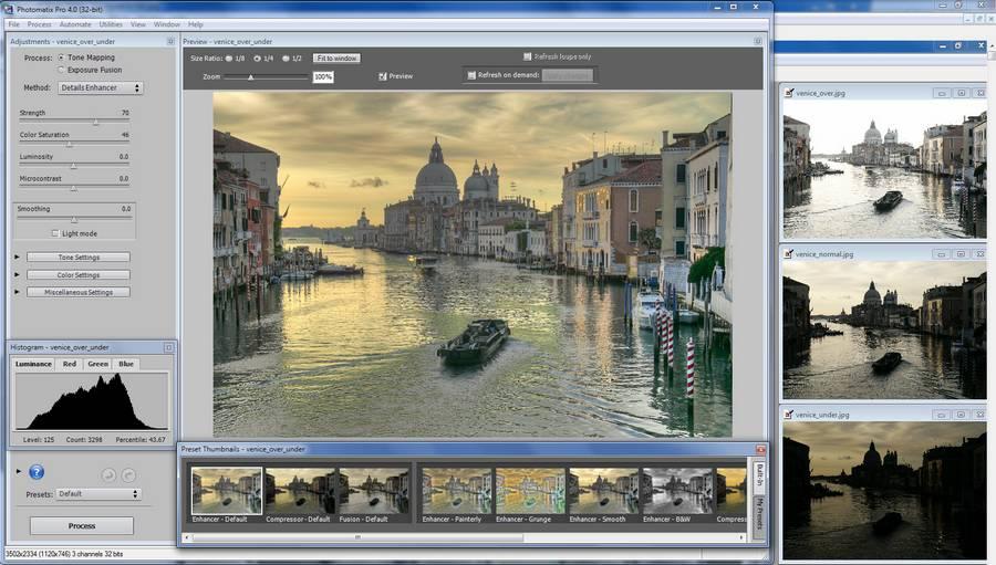 logiciel photomatix gratuit
