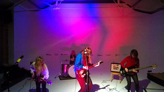 The Frankleys Perform at Monkigras 2015