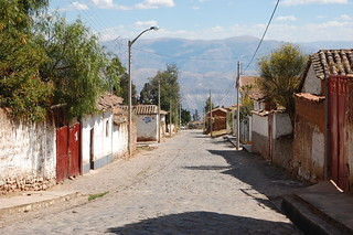 Views from Quinua, Ayacucho, Peru