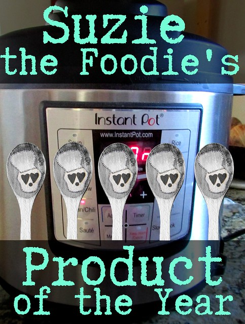 Suzie the Foodie's Product of the Year