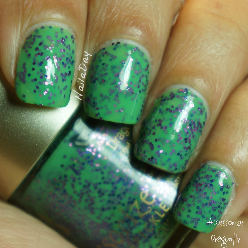NailaDay: Accessorize Dragonfly