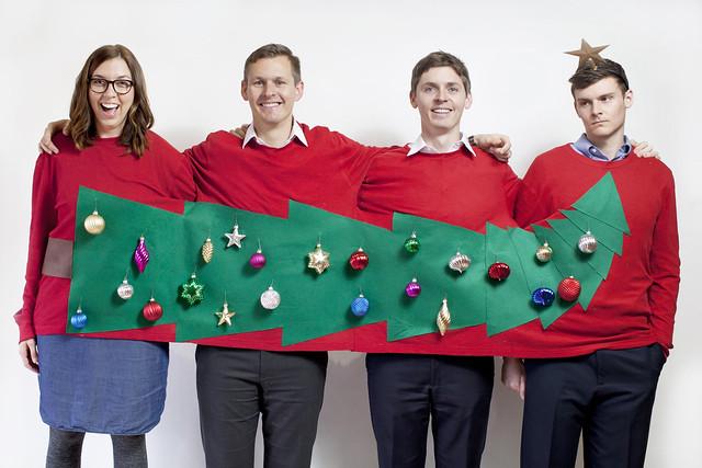 Team Hardison - Sweater