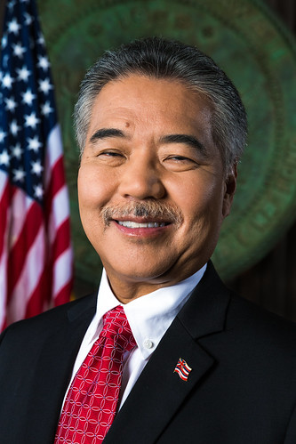 HI Gov David Ige-official portrait