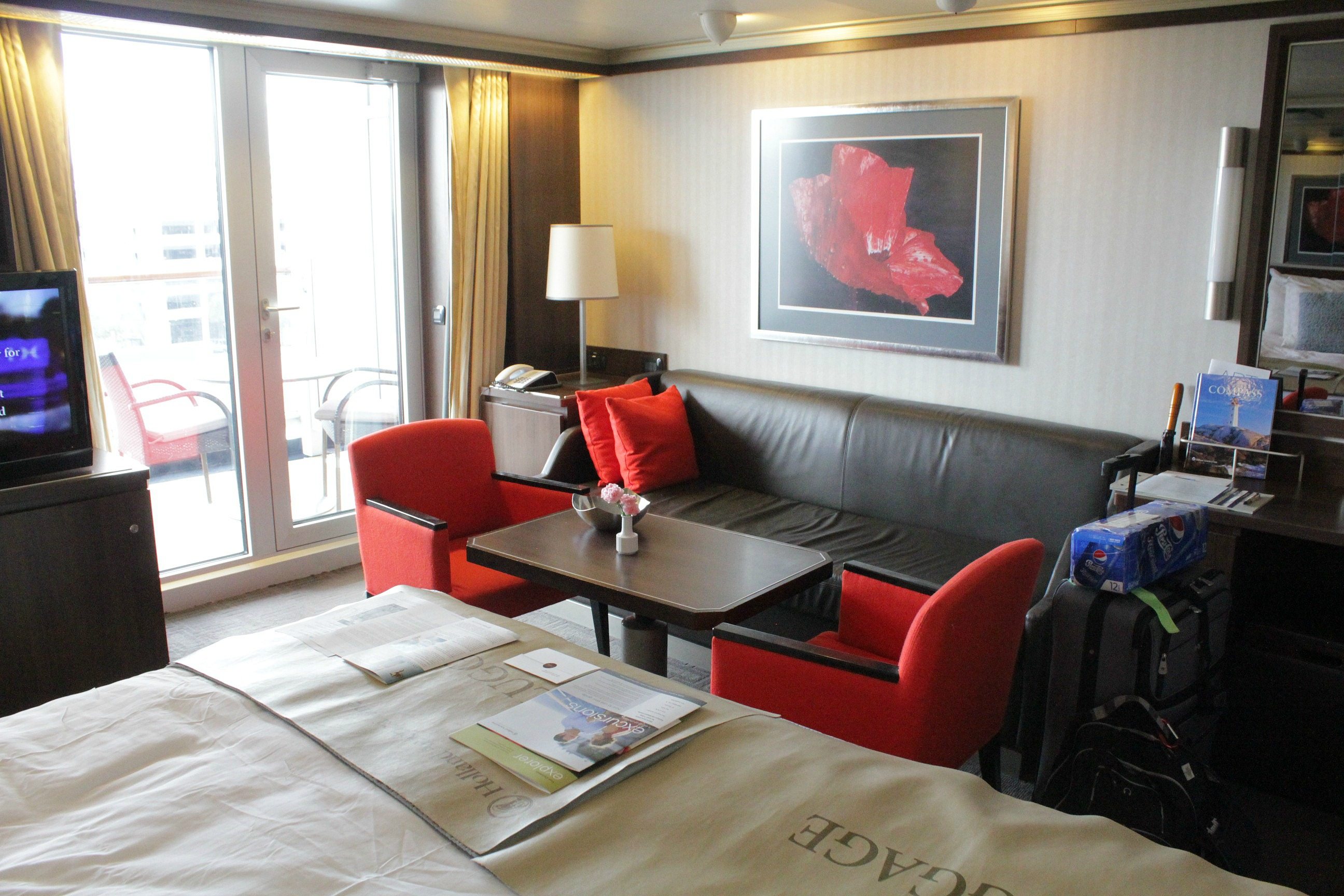 eurodam cabin 6096 holland america