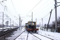 Monza railway DMm-2245 railcar Vokhtoga-2.
