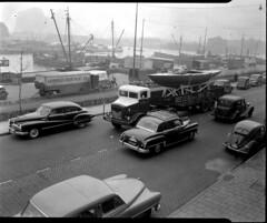 """02-23-1952_10283B Zeilboot """"De Ruyter"""""""