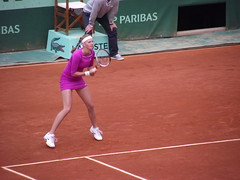 Roland Garros 2012 - Petra Kvitova