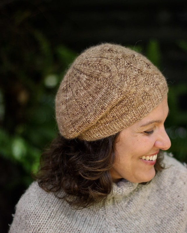 Reminisce Hat - A Truly Myrtle Design by Libby Jonson