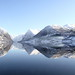 Speilete fjell -|- Mirrored mountains by 彡erlingsi