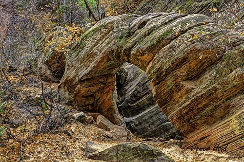 Hidden Canyon Arch