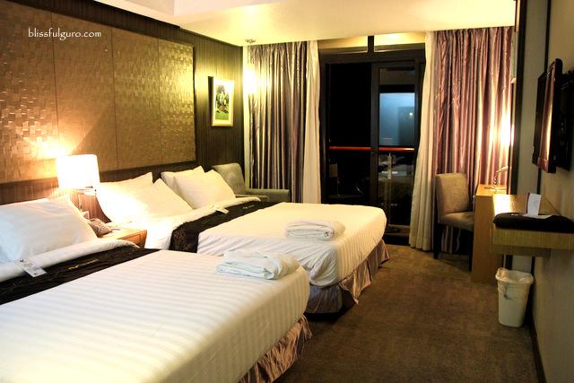 Le Monet Hotel Baguio Deluxe Room