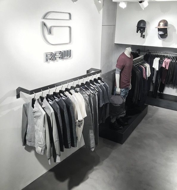 G-STAR RAW FLAGSHIP STORE DE BARCELONA1