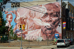 Philadelphia mural