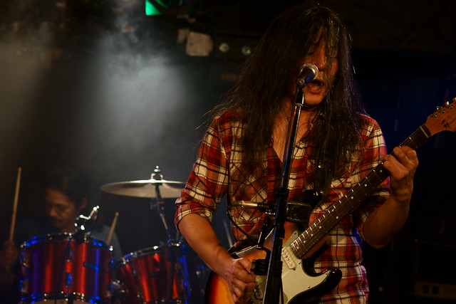 O.E. Gallagher live at Outbreak, Tokyo, 17 Jan 2015. 249