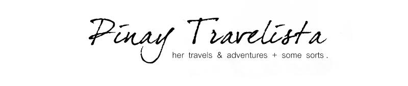 Pinay Travelista