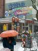 Schnee in St. Pauli