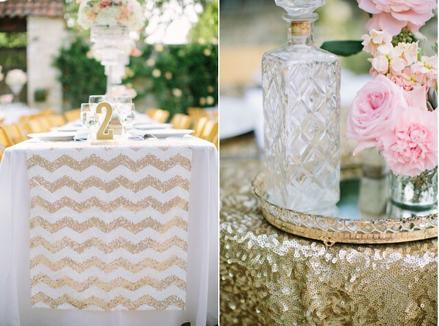 Holman Ranch Wedding - Rustic Chic