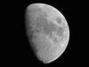 Waxing Gibbous Moon - January 28, 2015