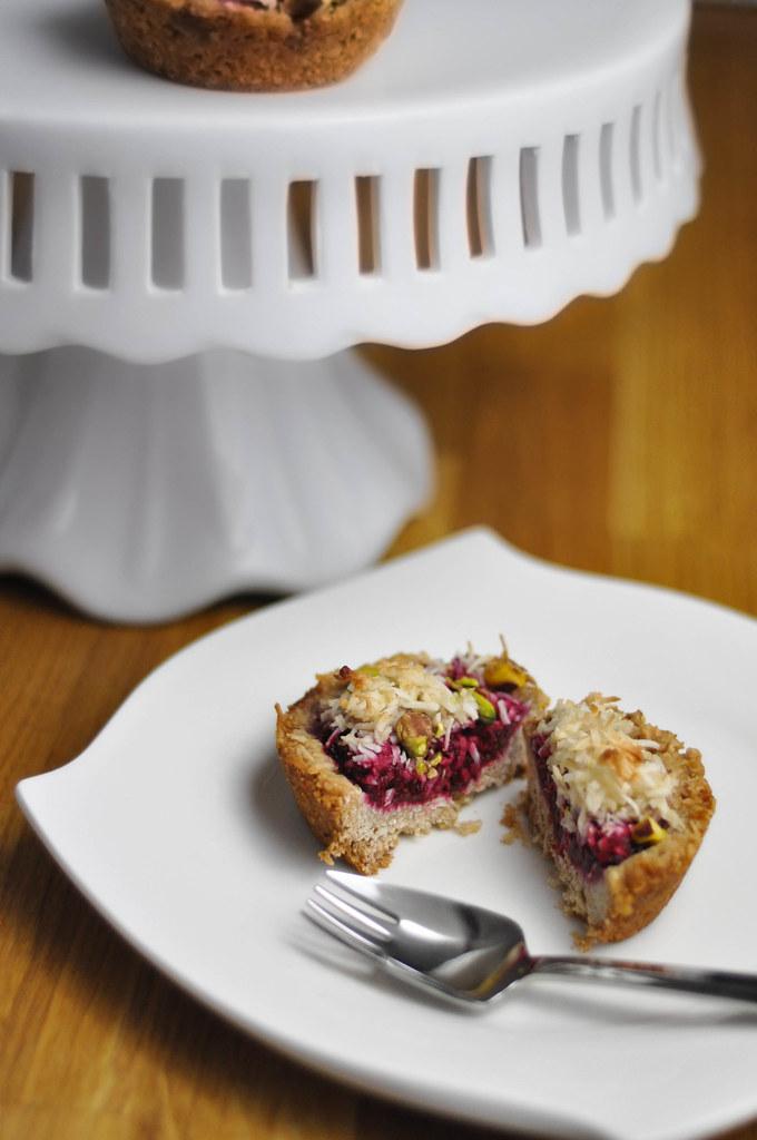 macaroon tart