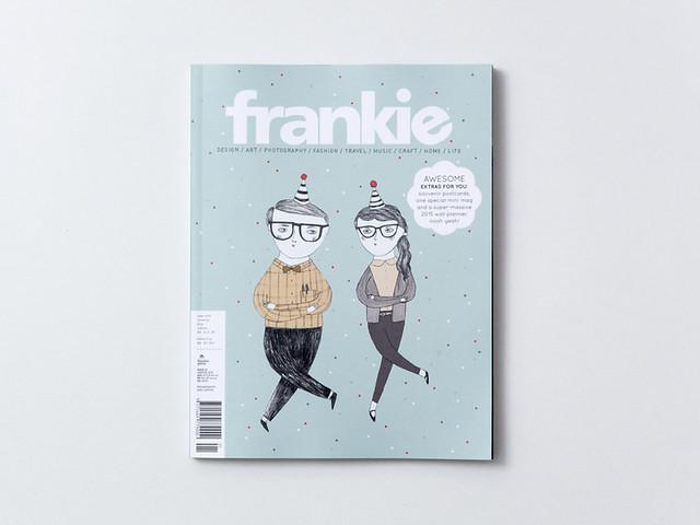 depeapa cover frankie magazine