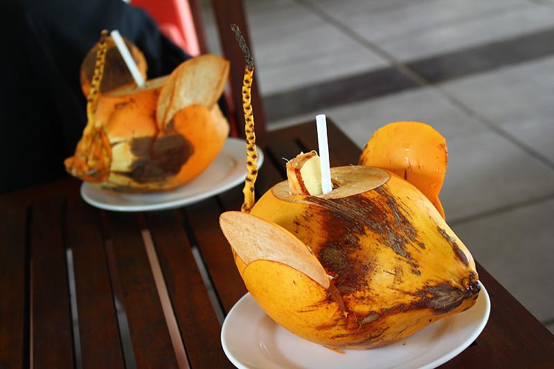 King coconut - Sri Lanka