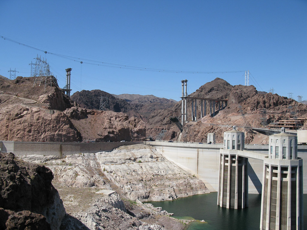 Building the U.S. 93 Bypass Bridge at the Hoover Dam