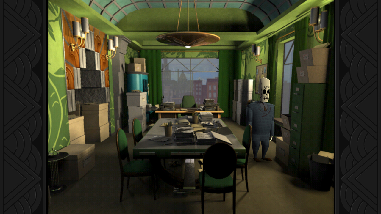 Test Grim Fandango Remastered Bild 1