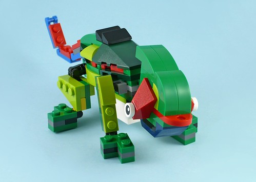 LEGO Creator 31031 Rainforest Animals 33