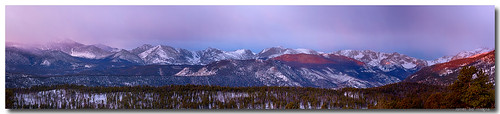 winter sky panorama snow cold nature beautiful weather clouds sunrise landscapes colorado cloudy panoramas rockymountains rmnp peaks continentaldivide highcountry highelevation jamesboinsogna rockymountainnationspark