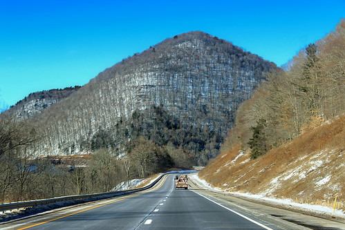 road winter sky snow mountains landscape highway driving pennsylvania hills creativecommons cloudless appalachianmountains pennsylvaniawilds lycomingcounty alleghenyplateau usroute15 lewistownship