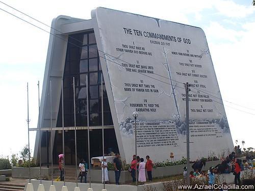 Baguio tour blog 8: The haunted Diplomat Hotel