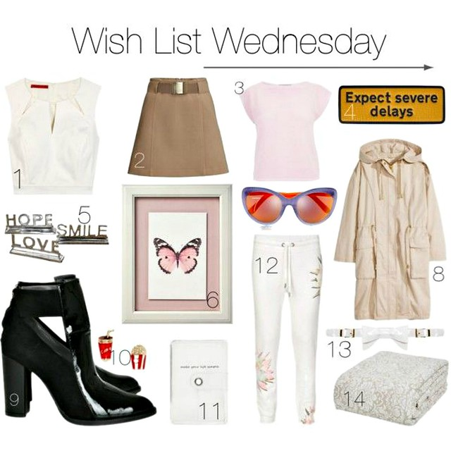 Wish List Wednesday