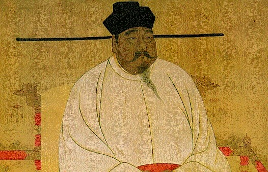 Song Taizu, the founder of the Song dynasty
