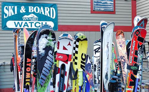 Ski and Snow Boards
