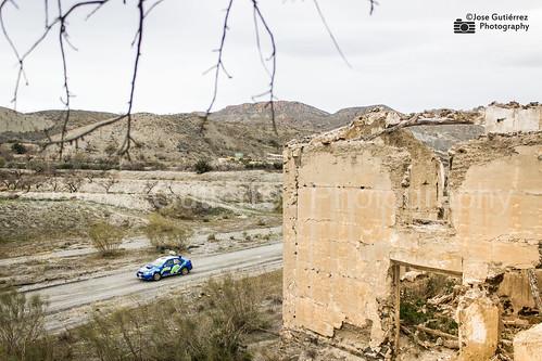 I Rallye Tierra Taberno 2015