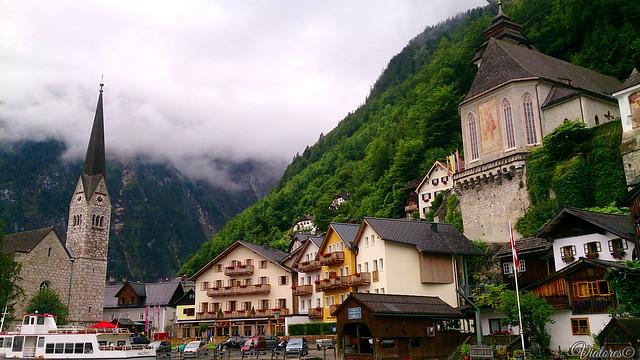 Hallstat. Austria