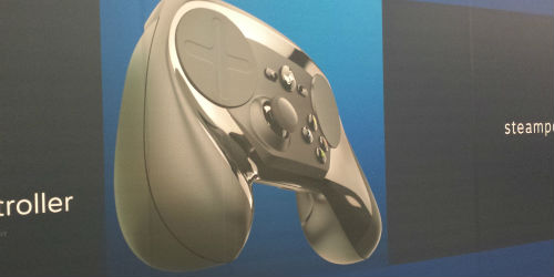 This is how Steam Controller looks like