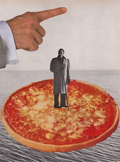 Your Pizza May Be Used As a Flotation Device
