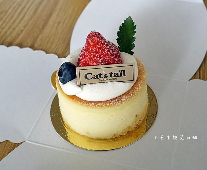 10 嘉義貓尾巴 Cat Tail 泡芙 草莓千層派
