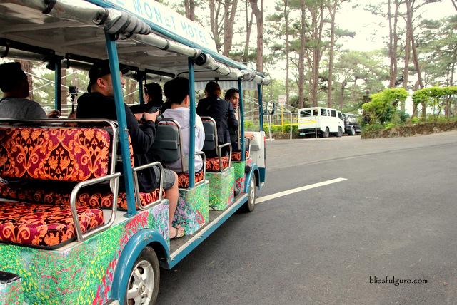 Le Monet Hotel Baguio Electronic Jeep