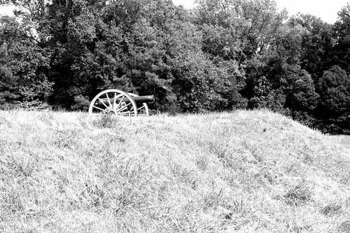 Battery #5 Petersburg Virginia