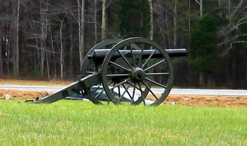 Chancellorsville Battlefield Virginia