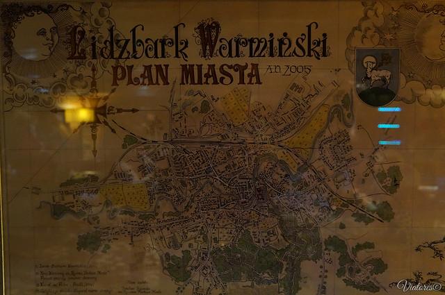 Lidzbark Warminski. Poland
