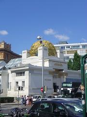 Vienne, Palais de la Sécession (Juliette Gramaglia)