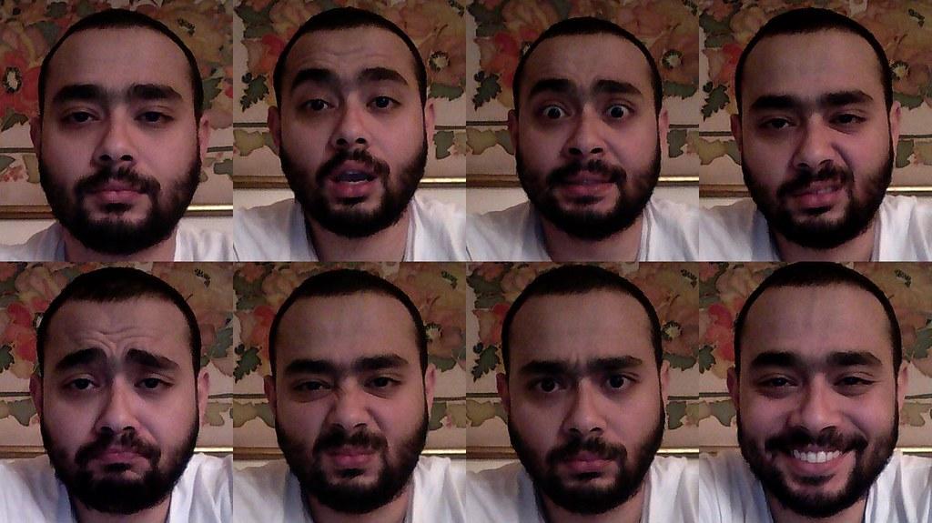 ... Universal Facial Expressions UFE - تعابير الوجه الموحدة توم | by  mounir.moataz