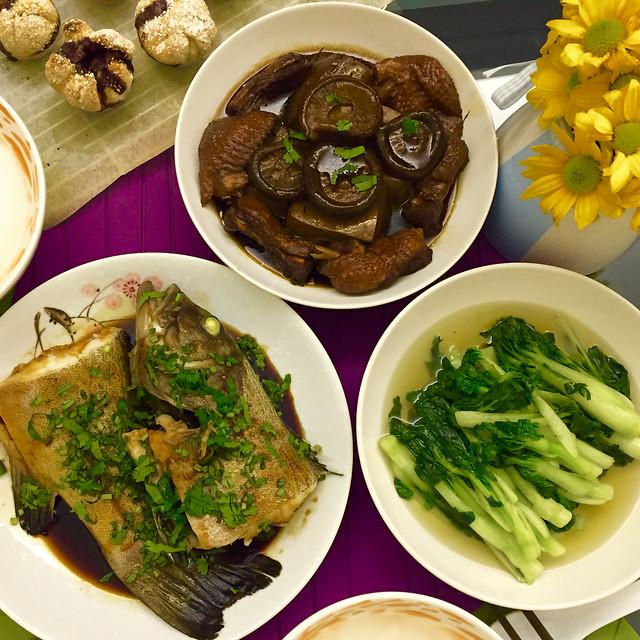Cantonese X Teochew Dinner
