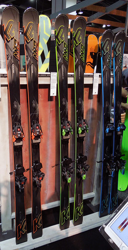 how to tell left and right skis