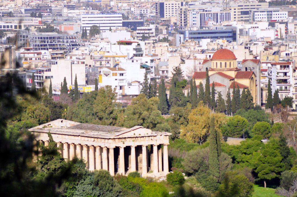 Templo de Efestión, Antigua Ágora atenas en 2 días - 16587201706 c728c6d457 b - Qué ver en Atenas en 2 días