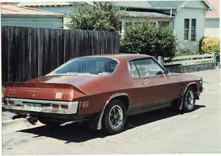 Holden HJ Monaro GTS  c.1974 -76 (Australia)