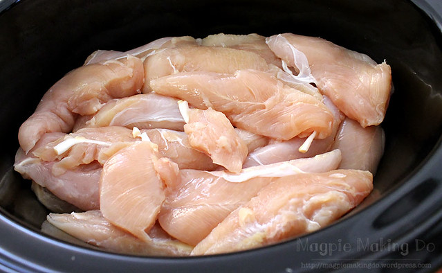 Chicken-in-crockpot